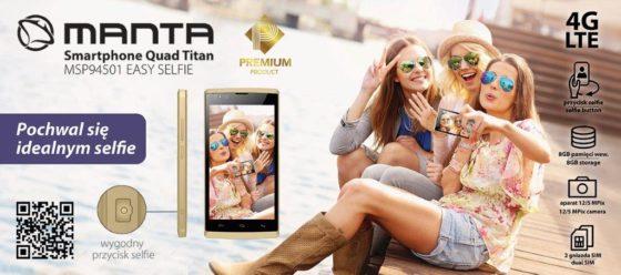 Manta MSP94501