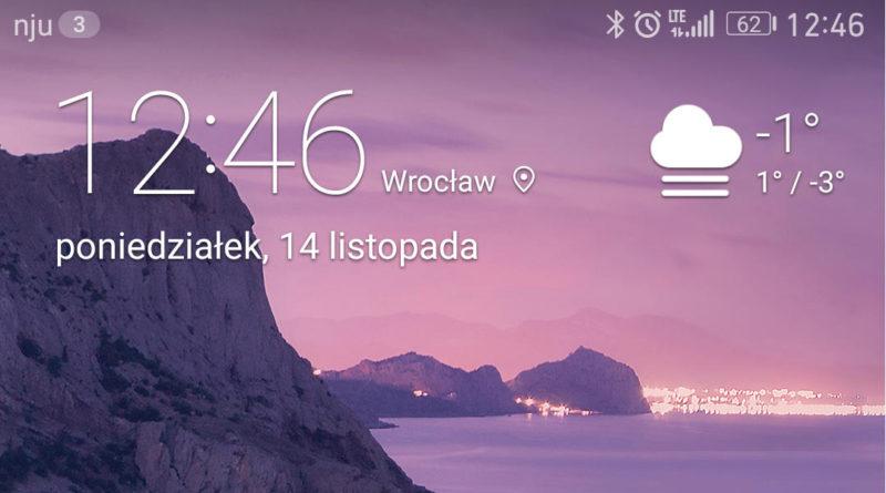 Huawei P9 Android 7.0 Nougat EMUI 5.0 beta
