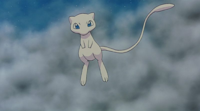 pokemon go mew