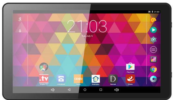 myPhone My Tab 10 III Biedronka