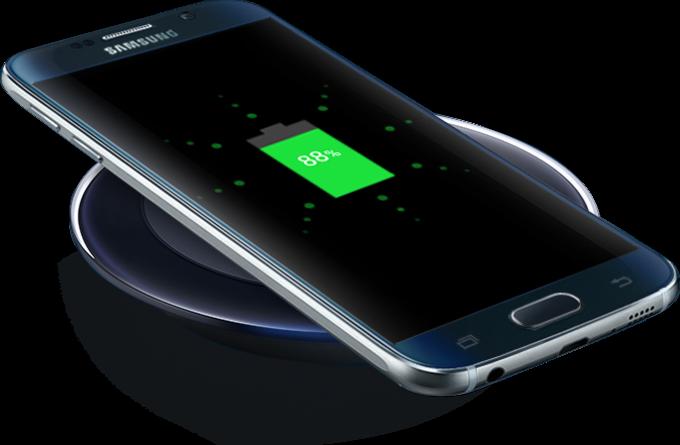Samsung Galaxy S7 bezprzewodowe ładowanie