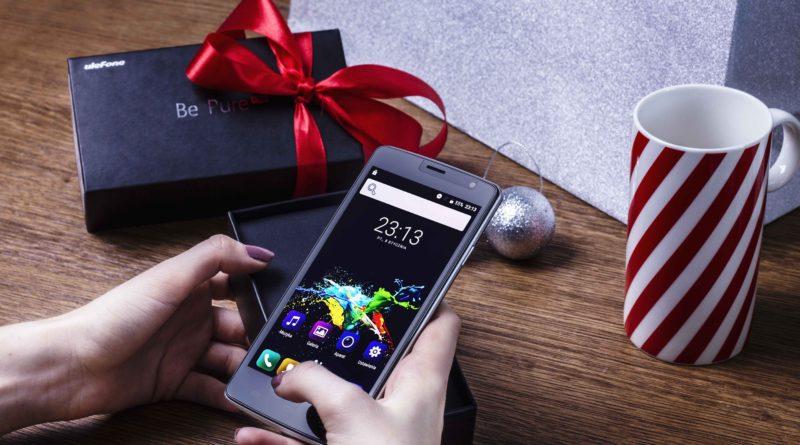 Smartfony Ulefone, HOMTOM, UMi i Bluboo