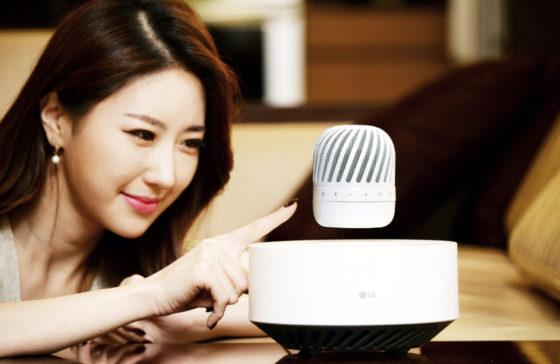 LG PJ9 głośnik Bluetooth