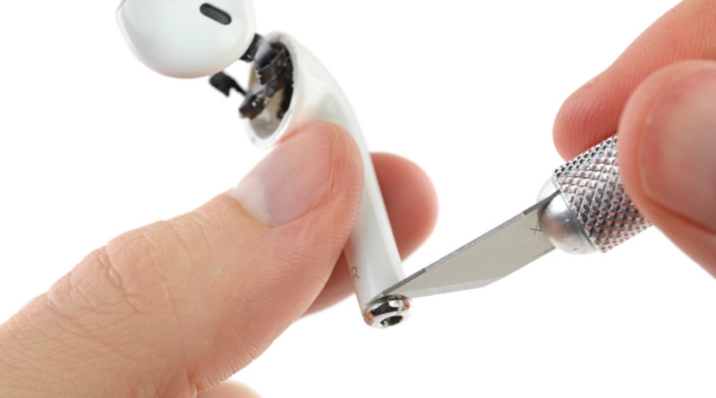 Apple AirPods iFixit