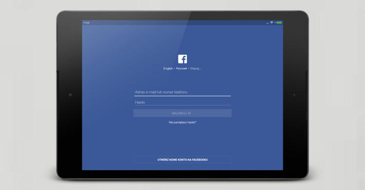 Facebook na Android