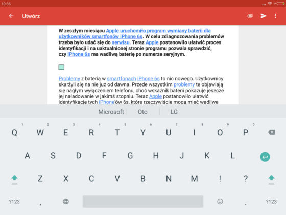 Gmail 6.11 Android
