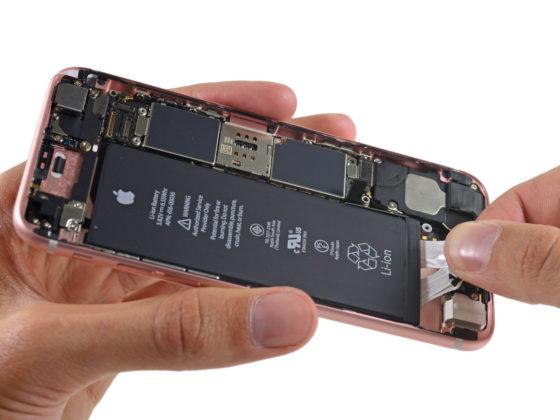 Apple iPhone 6s bateria