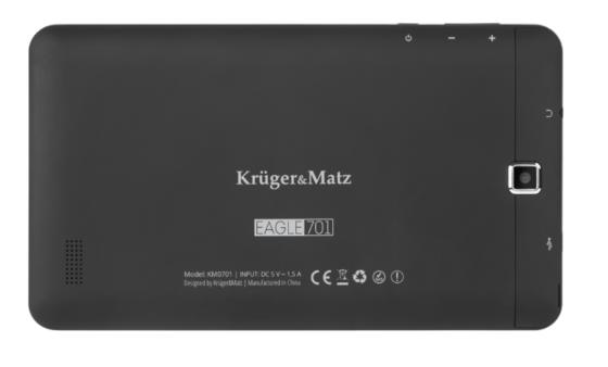 Kruger&Matz EAGLE 701