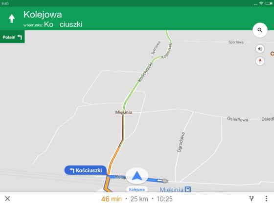 Mapy Google 9.42.3