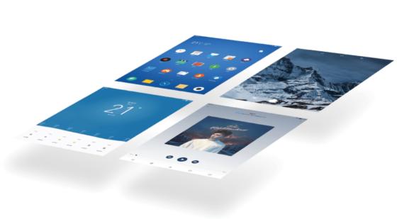 Meizu JDTab tablet Meizu z Flyme OS
