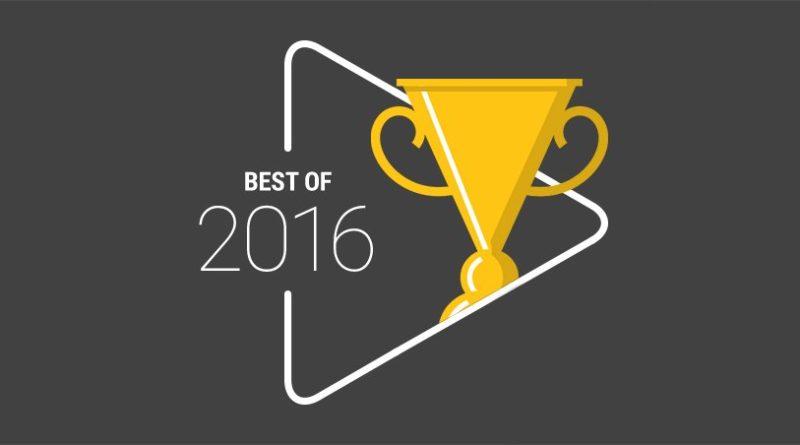 Najlepsze aplikacje i gry 2016 roku Sklep Play Android