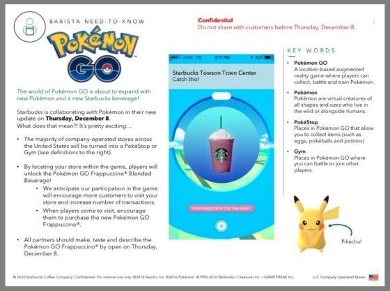 pokemon go starbucks 1