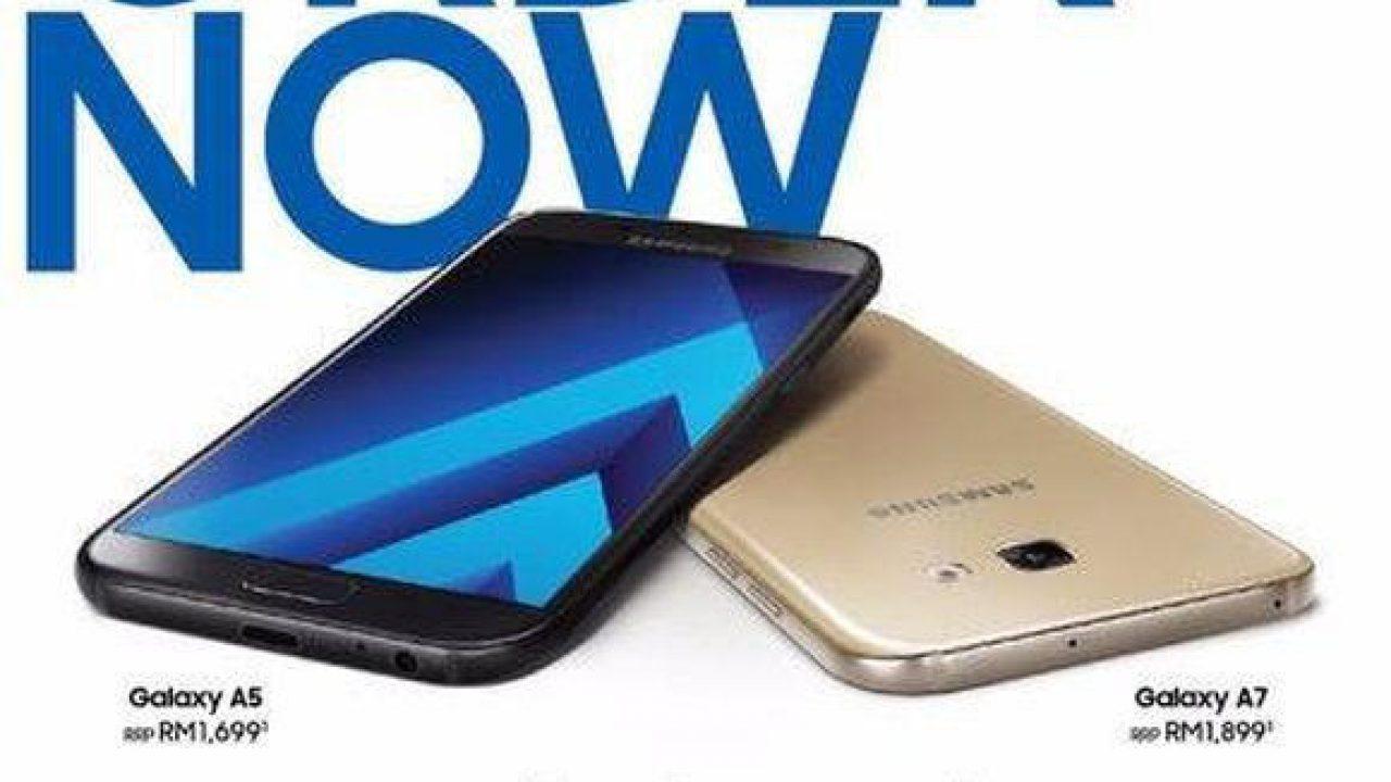 Samsung Galaxy A5 (2017) i A7 (2017) znamy ceny => Tablety.pl