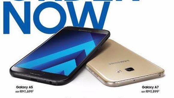 Samsung Galaxy A5 (2017) cena