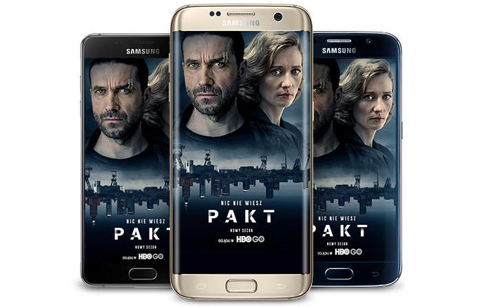 Samsung Galaxy HBO GO
