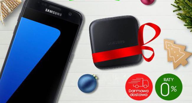 Samsung Galaxy S7 edge promocja ładowarka indukcyjna