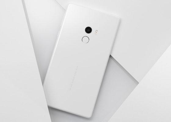 Biały Xiaomi Mi Mix Pearl White