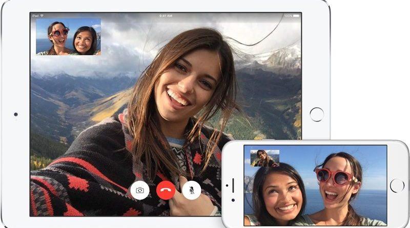 Apple iOS 11 FaceTime