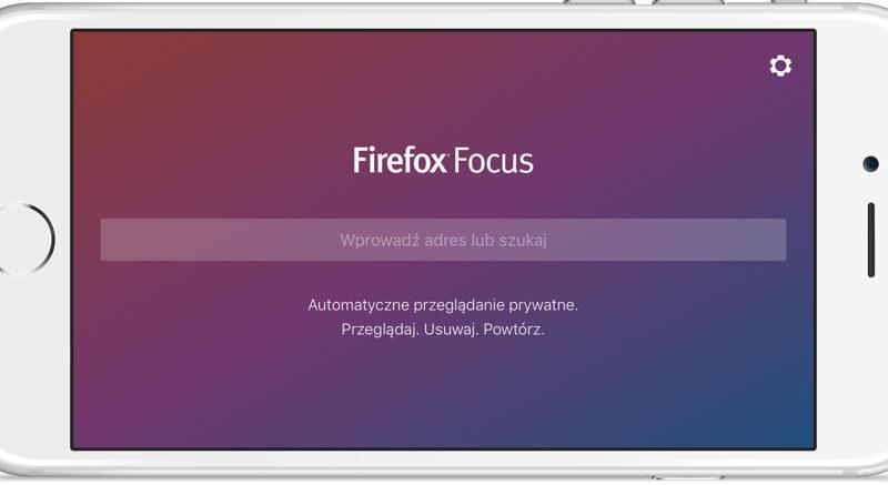 Mozilla Firefox Focus