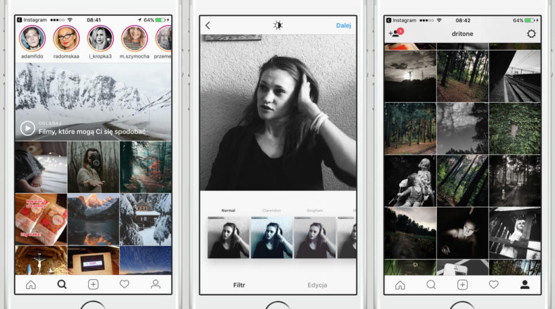 Instagram iOS iPhone 7 Live Photos