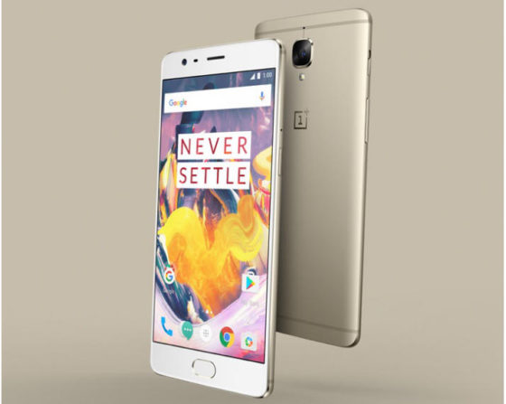 OnePlus 3T Soft Gold