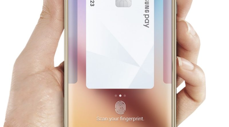 Samsung Pay Mini Bixby