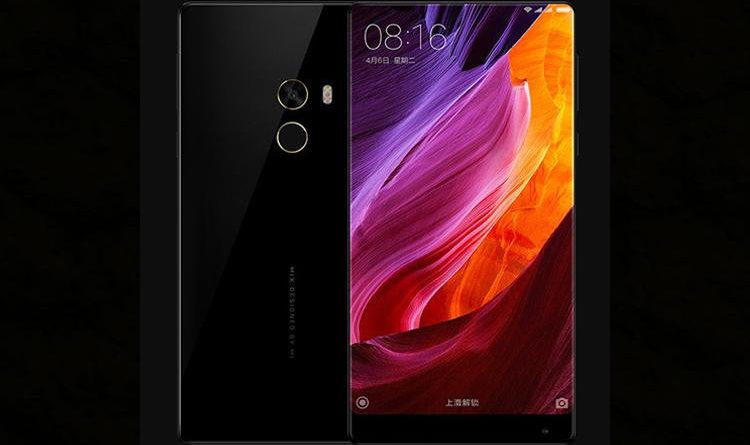 Xiaomi Mi Mix złoty WOŚP aukcja