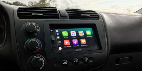 Apple CarPlay iOS 10.3 beta