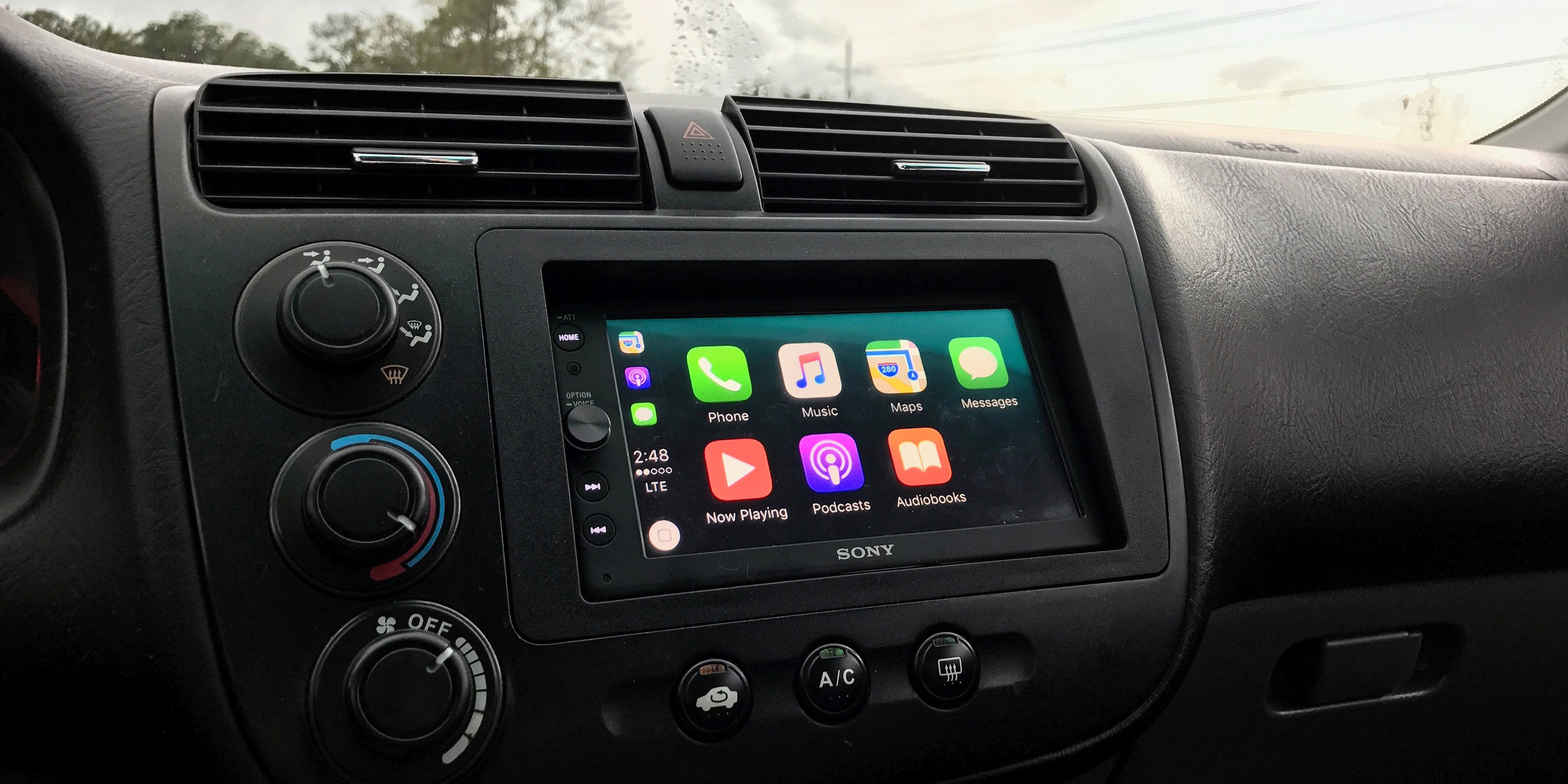apple carplay z ios 10 3 beta zmiany zaprezentowane na filmie wideo. Black Bedroom Furniture Sets. Home Design Ideas