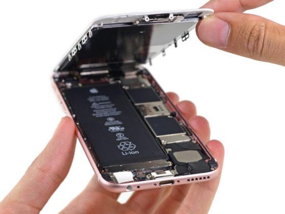 Apple iPhone stłuczony ekran gwarancja