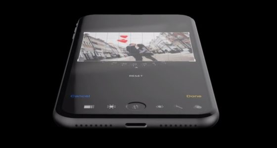 Apple iPhone 8 Touch Bar