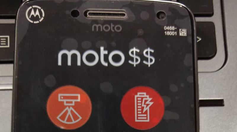 Lenovo Moto G5 Plus