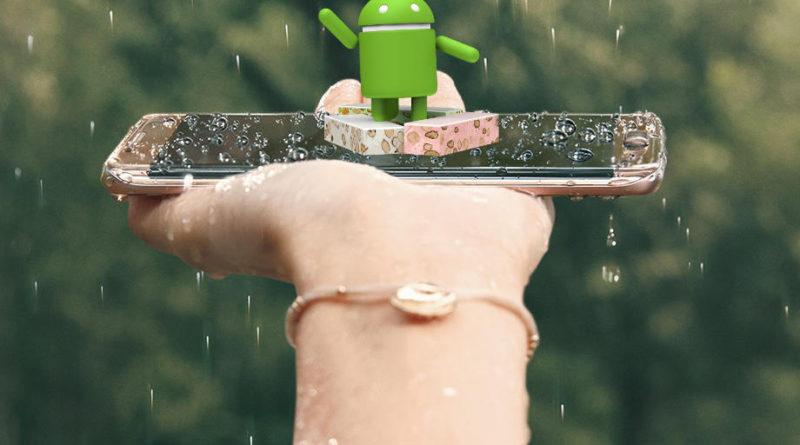 Samsung Galaxy S7 edge XEO aktualizacja Android 7.0 Nougat OTA