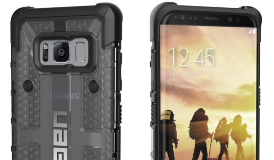 Samsung Galaxy S8 case UAG