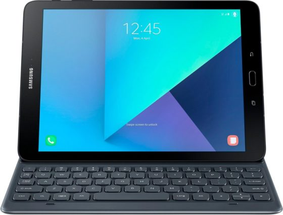 Samsung Galaxy Tab S3 Keyboard Cover