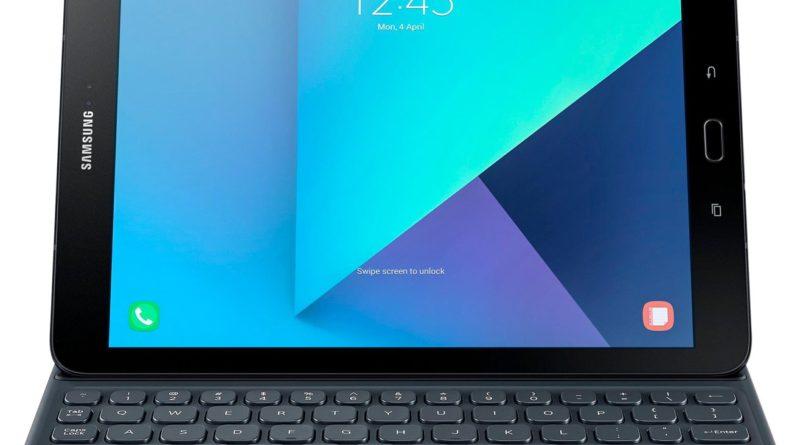 Samsung Galaxy Tab S3 Keyboard Cover