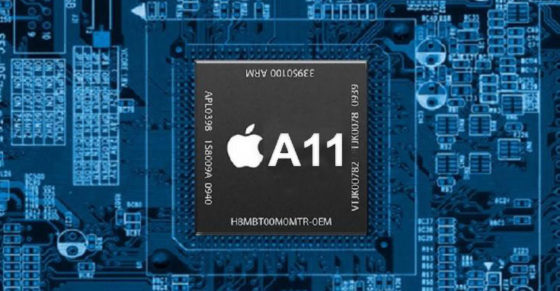 Apple A11 Fusion iPhone 8