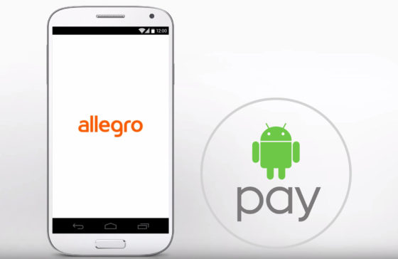 Allegro Android Pay