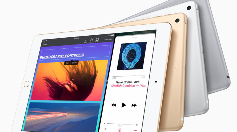 Apple iPad 9.7 cala