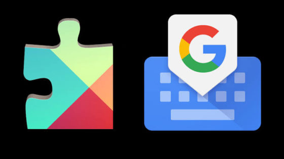 Google Play services beta Gboard beta