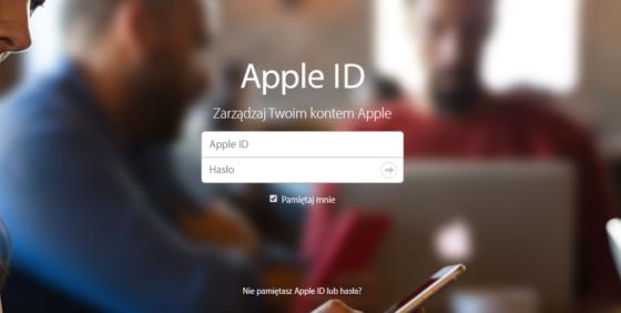 Apple ID zmiana adresu e-mail