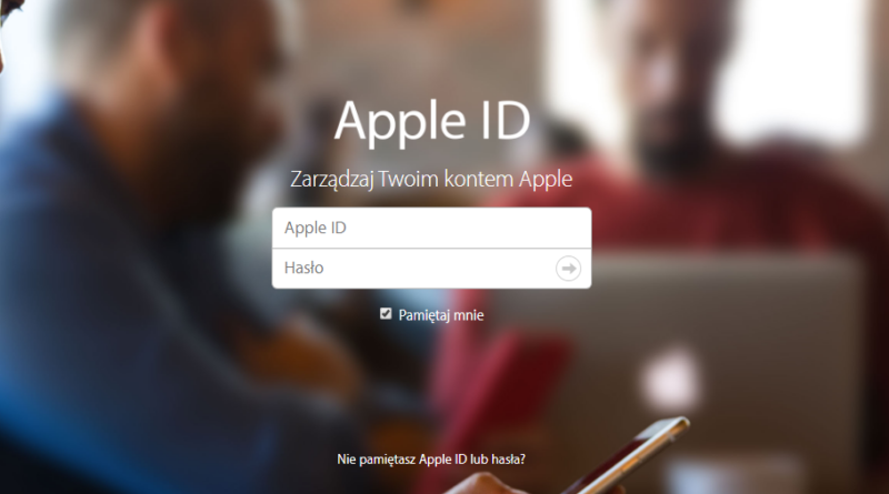 Apple ID zmiana adresu e-mail