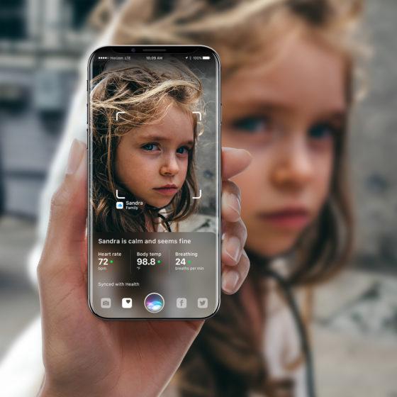 Apple iPhone 8 iPhone Edition Siri