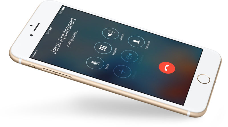 iPhone Wi-Fi Calling VoLTE iOS 10.3 Orange Play
