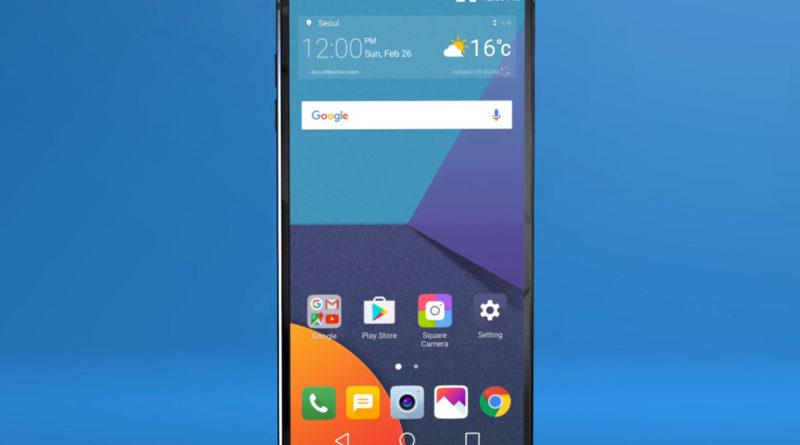 LG G6 UX 6.0