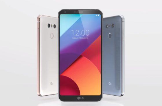 LG G6 UX 6.0 FullVision