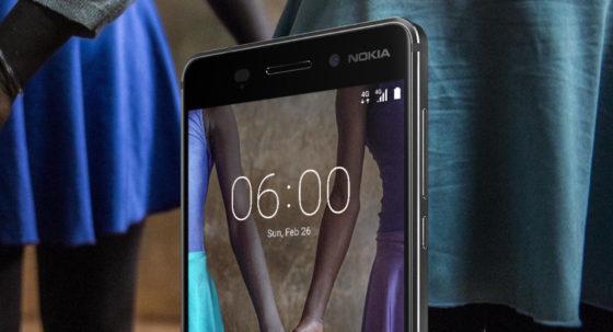 Nokia 6 Arte Black