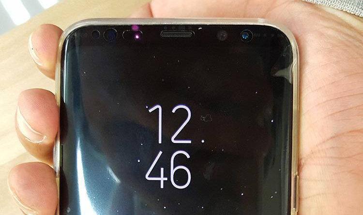 Samsung Galaxy S8 Plus przecieki