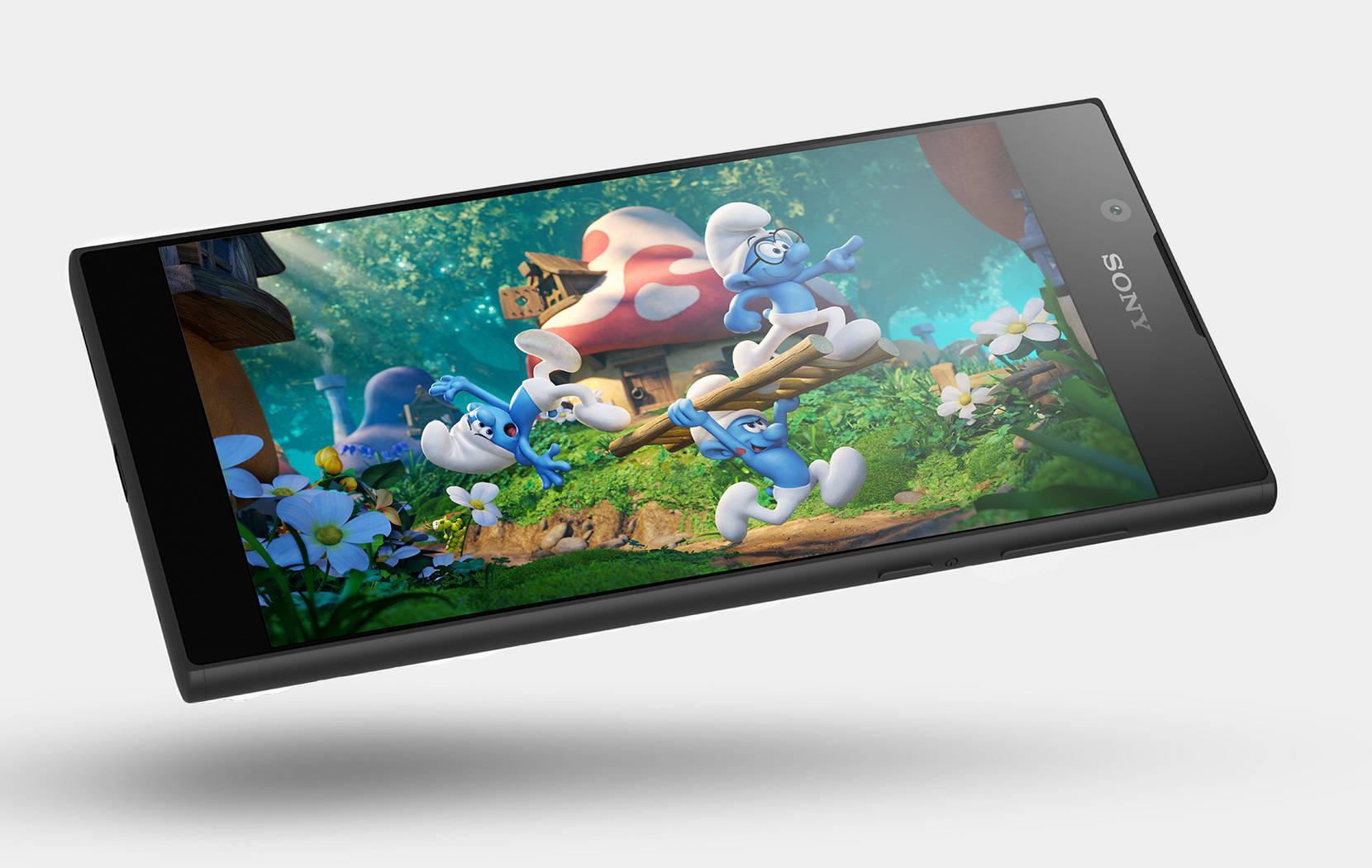 sony xperia l1   elegancki smartfon z 5 5 ekranem
