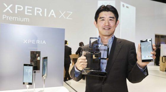 Sony Xperia XZ Premium GSMA MWC 2017